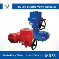 Buy cheap I-TORK ITQ 0100 Explosion Proof Electric Valve Actuator for Butterfly Valves/Dampers Automation from wholesalers