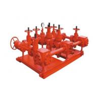 China Drill rig spare parts Name:Drilling Fluid Manifold wholesale