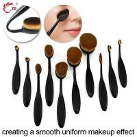 OVAL TOOTH MAKEUP BRUSH (TP-MT33)