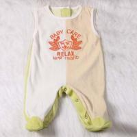 Buy cheap One Piece Sleeveless Velvet Baby Cute Romper with Feet from wholesalers