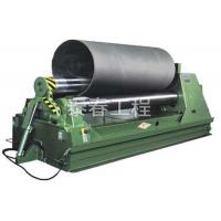 China Hydraulic symmetrical three - roll coiling machine wholesale