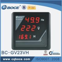 Buy cheap Volt frequency hour combination meter BC-GV23VH from wholesalers