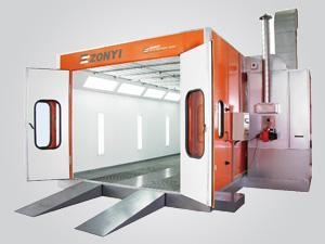 China ZY-701-C700S Spray Booth