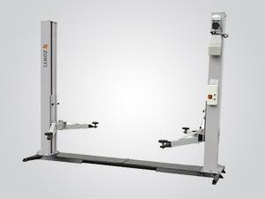 China ZY-QJY3D 2-POST HYDRAULIC CAR LIFT(WITH BASE)