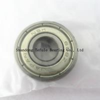 Buy cheap NSK 608ZZ Deep Groove Ball Bearing Electric Motor Bearings from wholesalers