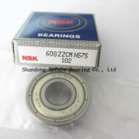 Buy cheap NSK 6001ZZ Deep Groove Ball Bearing High Speed Bearings 6001ZZ from wholesalers