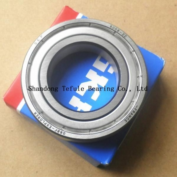 China SKF 6008-2Z Industrial Bearings with Wholesale Price
