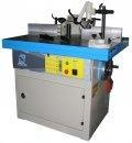 China Shaper 02A) Heavy Duty Spindle Shaper 5HP