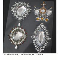 Buy cheap Paper items Selfadhesive bling from wholesalers