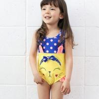 China KIDS SWIMSUITS cartoon-kids-bathing-suit with 3D ear wholesale