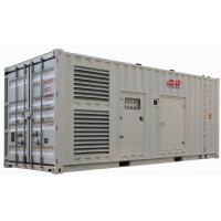Buy cheap Container type generator set from wholesalers