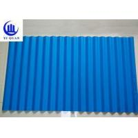 China Plastics Warehouse PVC Roof Tile Building Material Wall Panel wholesale