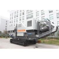 China Hydraulic-driven Track Mobile Plant wholesale