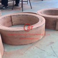 China NON-ASBESTOS RESIN BRAKE LINING ROLL wholesale
