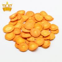 China Vegetable and Fruit Chips VF Carrot Chips wholesale