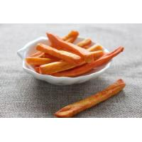 China Vegetable and Fruit Chips VF Carrot Sticks wholesale