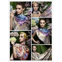 Wholesale cheap price Suzhou THX 100% silk scarf