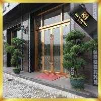 Commercial Entrance Door Hotel Entrance Doors Main Gate Design