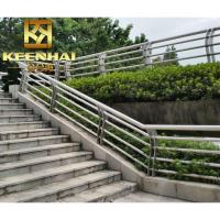 China Aluminum Balustrade Powder Coated Aluminum Railing on sale