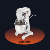 Mixer 20 Ltr Electric Food Mixer With 3 Speed KZB-20L