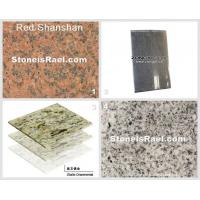 China Red Granite Red Shanshan And China Special Type Arc Board Arc Board 28 Arc Board 28