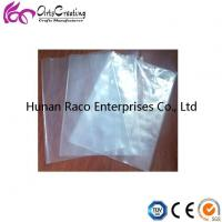 China Adjustable PVC Clear Book Cover on sale