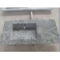 China Sky blue Granite Solid Countertops Vanity Tops wholesale