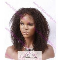 Kenya (Kinky Curl) Lace Front Wig 14 & 18 inches