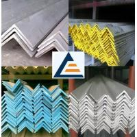 China SUS304 ASTM AISI 304 Stainless steel angle bar equal angle wholesale