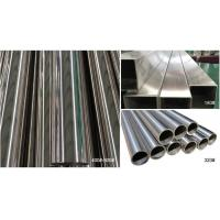 China ASTM 304 welded stainless steel square pipe decorate tube wholesale