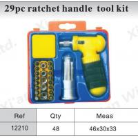 29pc ratchet handle tool kit 12210