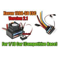 Buy cheap Brushless Motor For Cars XERUN-120A-SD V2.1 Black from wholesalers