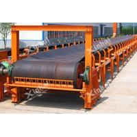 China BELT CONVEYOR WITH HIGH INCLINATION ANGLE AND WAVED GUARD SIDE on sale