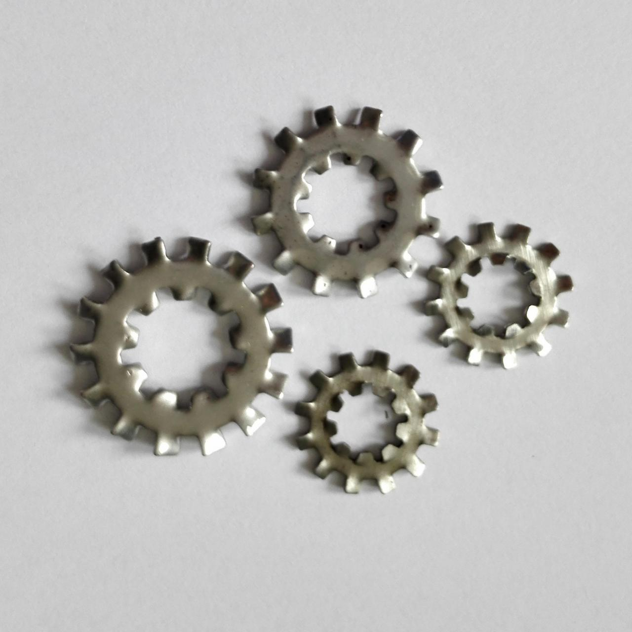 Buy cheap INTERNAL&EXTERNAL TOOTH LOCK WASHERS from wholesalers