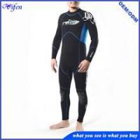 Buy cheap Wetsuits Men's women's Premium Neoprene 5mm Full Suit from wholesalers