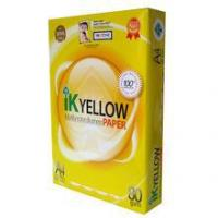 Buy cheap Ik Yellow Copy Paper from wholesalers