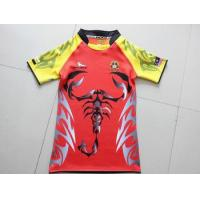 Buy cheap custom rugby jersey from wholesalers
