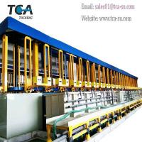 Buy cheap Automatic vertical lift electroplating production line from wholesalers