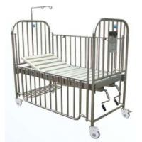 Buy cheap 2 crank manual children bed from wholesalers