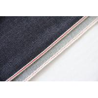 Buy cheap 13.8oz Cotton Polyester Spandex Selvage Denim Fabric With Long Stapled Cotton W9266 from wholesalers