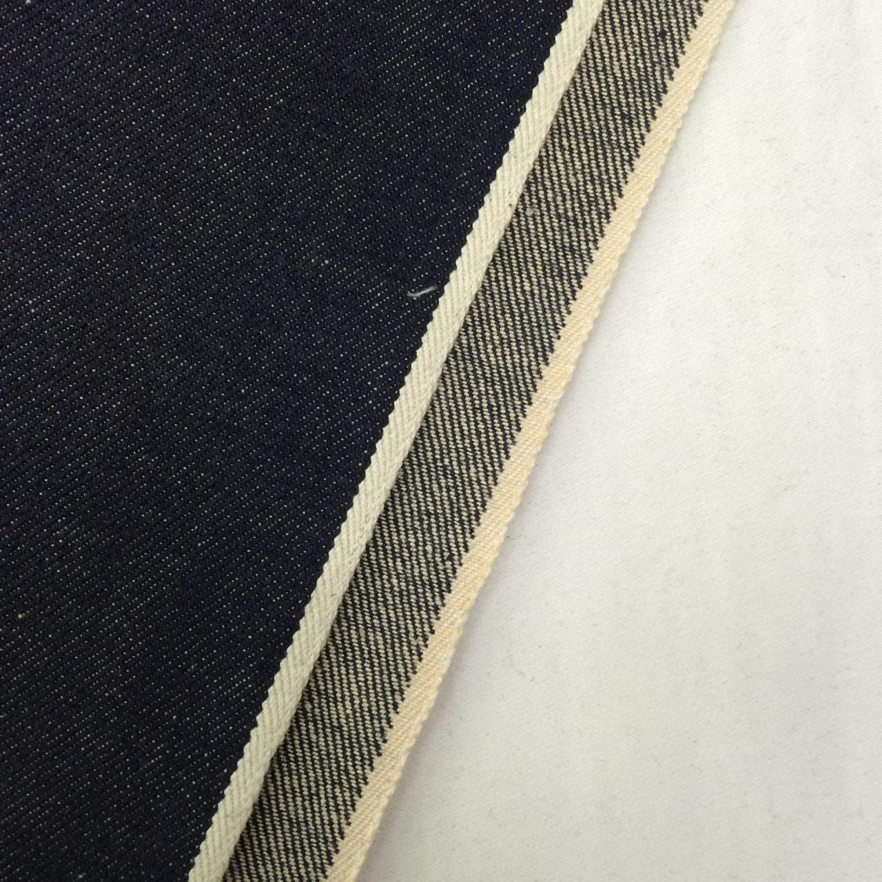 Buy cheap Stretch selvage denim fabric 13.3oz Selvedge Jeans Mens Fabric With Slub Yarns W9216 from wholesalers