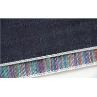 Buy cheap Stretch selvage denim fabric 13.5oz Discount Denim Fabric Brand Jeans Materia W9211-1 from wholesalers