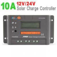 Buy cheap Solar Controllers 10A EPever VS1024BN Solar Charge Controller 12V/24V from wholesalers