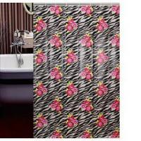 Buy cheap POLYESTER SHOWER CURTAIN YL843 from wholesalers