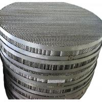 Buy cheap Mesh Corrugated Packing from wholesalers