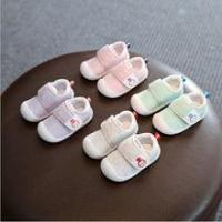 Buy cheap new born baby kid soft cotton hook shoes 1-3 years from wholesalers