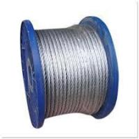 Round stock wire rope(smooth and galvanize)