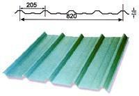 Color steel tile series YX28-205-820 type (V-820 type)