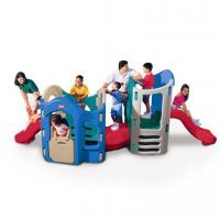 China Climbers and Slides 8-in-1 Adjustable Playground wholesale
