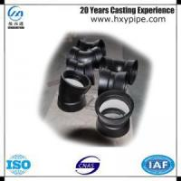 China ISO9001 All Socket 22.5 Deg Bend for Pipelines wholesale